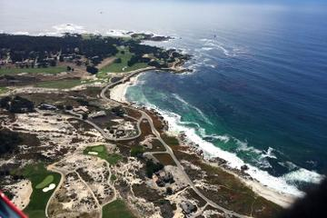 Monterey Bay or Big Sur Helicopter Tour
