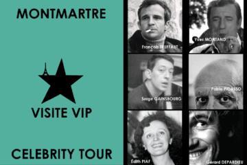 Montmartre Artist Tour in Paris