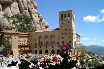 Montserrat Day Trip from Costa Brava Including Train Ride and Montserrat Monastery