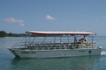 Moorea Lagoon Cruise and Island Picnic