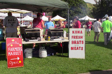 Morning Farmers' Markets and Historical Kohala Mountain Tour