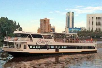 Morning Sarawak River Cruise from Kuching