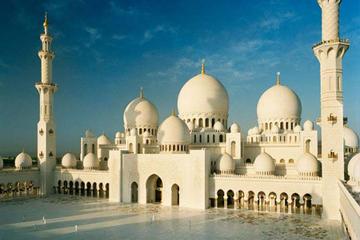 Morning Tour of Abu Dhabi City