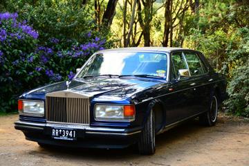 Mornington Peninsula Rolls Royce Winery Tour