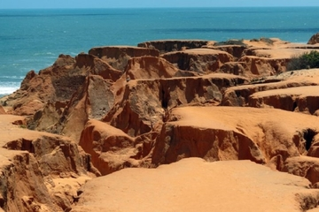 Morro Branco Tour from Fortaleza