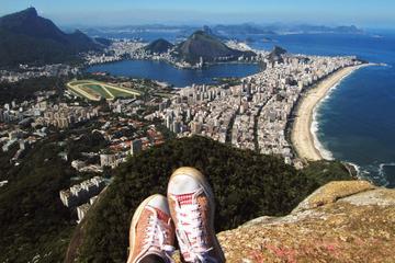 Morro Dois Irmãos Hike and Vidigal Favela Tour