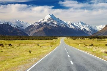 Mount Cook to Christchurch Tour