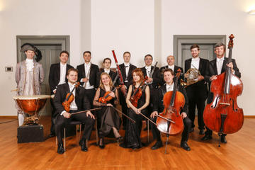 Mozart in Residenz Chamber Orchestra Concert in Salzburg