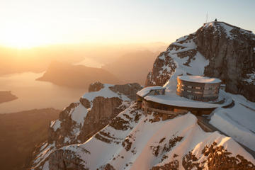Mt. Pilatus Winter Day Trip from Lucerne