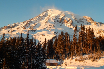 Mt Rainier Day Trip from Seattle