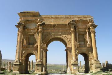 Multi Day Circuit of Algerian Roman Cities