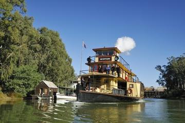 Multiday Murray River Cruise on Paddlesteamer Emmylou