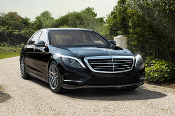 Munich Airport Luxury Car Private Arrival Transfer