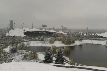 Munich Olympiapark Tour And BMW Museum Visist