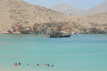 Musandam Dhow Day Trip From Dubai
