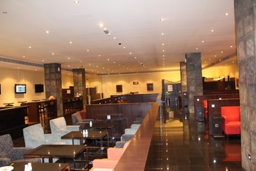 Muscat International Airport Plaza Premium Lounge