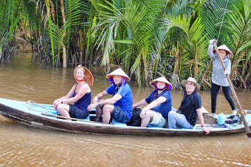 My Tho and Ben Tre Day Trip from Saigon