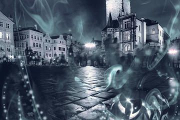 Mysterious Prague Castle And Prague Old Town Evening Walking Tour