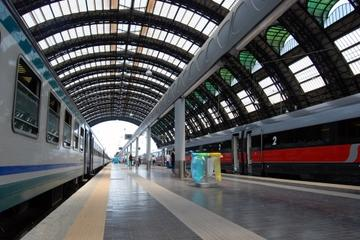 Naples Railway Station Private Departure Transfer