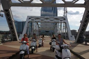 Nashville Tour: See The City by Electric Scooter