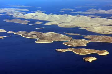 National Park Kornati Boat Tour from Split