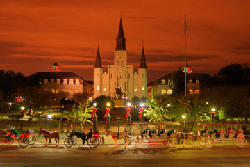 New Orleans Holiday Express