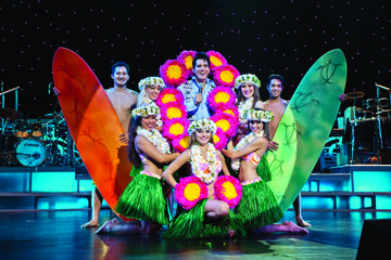 New Year's Eve Special: Legends in Concert Waikiki 'Rockin' Eve' Show