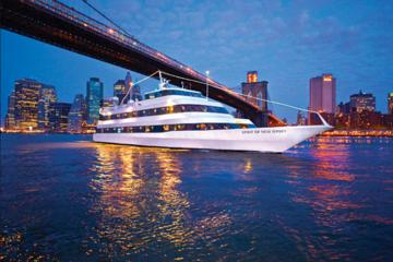 New York Christmas Eve Dinner Cruise with Buffet