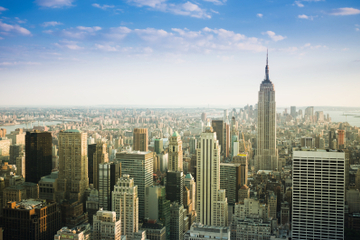 New York City Half-Day Tour with Italian Guide
