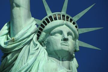 New York City Package: Hop-On Hop-Off Tour, Harbor Cruise, Statue of Liberty, Round-Trip Airport Transfer