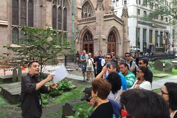 New York City Walking Tour in Portuguese