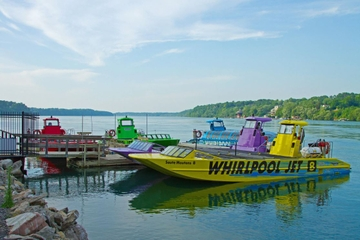Niagara Falls Helicopter, Whirlpool Boat and Winery Combo
