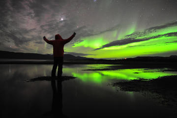 Nightly Aurora Photo Tour in Abisko National Park