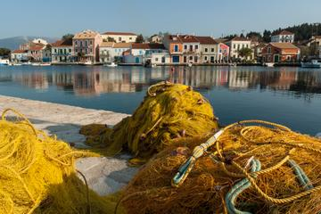 North Kefalonia: Assos and Fiscardo Villages Tour