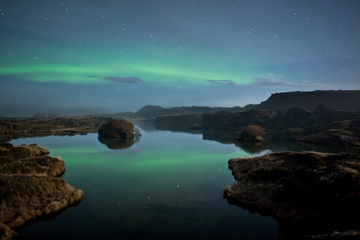Northern Lights Day Trip from Akureyri
