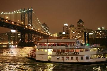 NYC July 4th Fireworks Cruise with Optional Open Bar and Dinner Upgrade