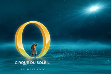 """O™"" by Cirque du Soleil® at the Bellagio Hotel and Casino"