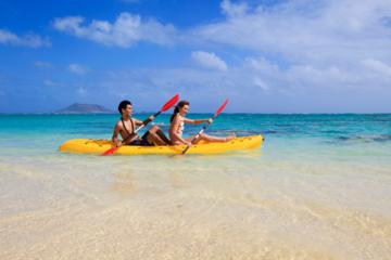 Oahu Kayak, Hike and Snorkel Adventure