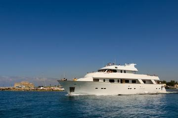 Ocean Flyer VIP West Coast Full Day Cruise from Limassol