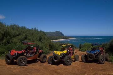 Off-Road Tour of Kauai Waterfalls