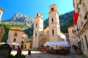 Old Town of Kotor Walking Tour