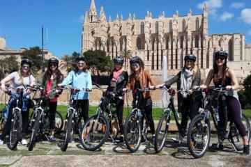 Old Town Palma de Mallorca Bike Tour