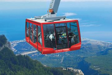 Olympos Cable Car Ride to Tahtali Mountains from Kemer