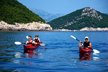 One Day Three Islands Kayaking Tour