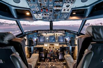 One-Hour Scenic Flight Simulator