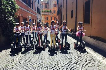One Hours and Half Fast and Segway Rome
