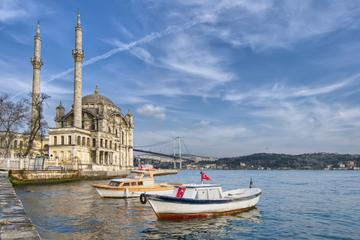 Ortakoy Bosphorus Cruise at Noon From Istanbul