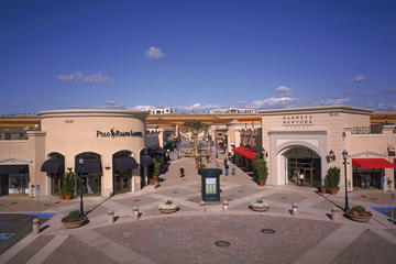 Outlet Shopping Extravaganza from Anaheim