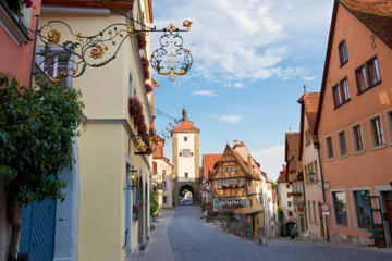 Overnight Frankfurt to Munich - Romantic Road, Rothenburg