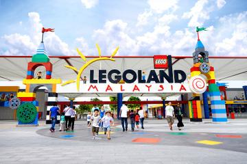 Overnight LEGOLAND Theme Park and Water Park Package from Singapore